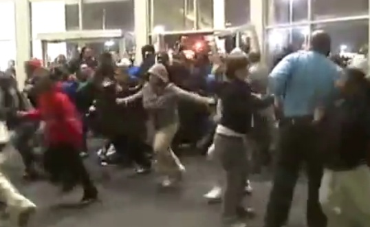 Riots Over Air Jordan Sneakers In Texas: A Despicable Display Of Civil Unrest By A Community Hungry For Material Prosperity