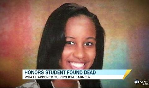To Catch A Killer: Phylicia Barnes Relative Says She Suspects Her Own Family In The Late Teen's Murder
