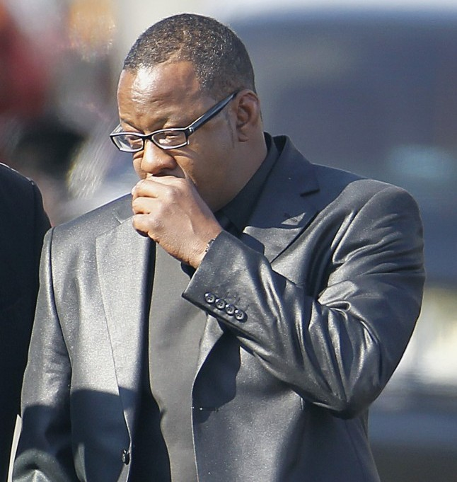 Dark Cloud Hoovers Whitney Houston's Homegoing: Bobby Brown And His Children Snubbed At Late Ex-Wife's Funeral