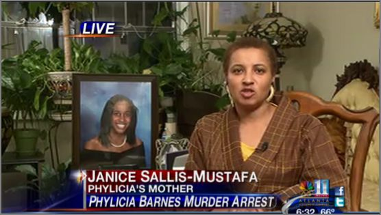 A Fearless And Tenacious Quest For Justice: Phylicia Barnes' Mom Opens Up With Both Barrels And Comes Out Swinging On Barnes Family In Wake Of Johnson Arrest