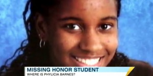 The Phylicia Barnes Story: Psychics Gave Undetected Early Lead In Honor Teen's Demise In Which Some Details Have Since Materialized As Fact