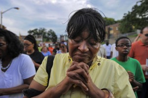 Baltimore's March For Peace: TPC's Hometown Under Siege By Gun Violence With 37 Shot In 7 Days